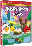 ANGRY BIRDS SEZONUL 1 VOL. 2 [DVD], NOU Sigilat, Livrare in toata tara!, Engleza, sony pictures