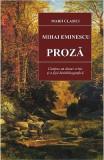 Proza Ed.2015 - Mihai Eminescu
