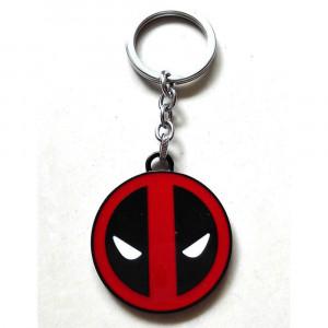 Breloc Deadpool Marvel metalic