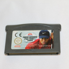 [GBA] Tiger Woods - PGA Tour 2004 - joc original Gameboy Advance