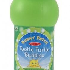 Jucarie Cu Baloane De Sapun Tootle Turtle Bubbles Melissa And Doug