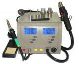 Statie de lipit cu aer cald si letcon, ZD-912 - 200915