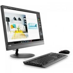 Sistem Desktop Lenovo IdeaCentre 520 AIO, Intel UHD Graphics 630, RAM 4GB, HDD 1TB, Intel Core i5-8400T, 21.5inch Touch, Free Dos, Black