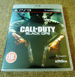 Joc Call of Duty Black Ops, PS3, original, alte sute de jocuri!, Shooting, 18+, Single player, Activision