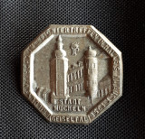 Insigna DDR - Germania - Pionieri - 1958