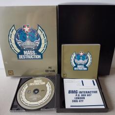Joc colectie PC de strategie: Mass Destruction,  > DOS / Windows 95, Anglia, 16+, Multiplayer
