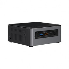 Mini PC Intel NUC BOXNUC7I5BNKP, Intel Iris Plus Graphics 640, RAM 8GB, SSD 256GB, Intel Core i5-7260U, Windows 10