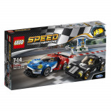 LEGO Speed Champions, 2016 Ford GT & 1966 Ford GT40 75881