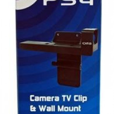 Camera Tv Clip And Wall Mount 2 In 1 Ps4