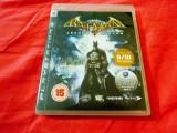 Joc Batman Arkham Asylum original, PS3! Alte sute de jocuri!, Actiune, 18+, Single player, Ubisoft