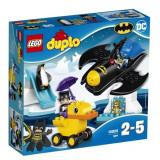 LEGO DUPLO - Super Heroes, Aventura cu Batwing-ul 10823