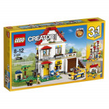 LEGO Creator 3 in 1, Vila de familie 31069