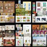 Romania 2006, AN COMPLET!!!, LP 1707-1751, 124 timbre + 29 blocuri, MNH!, Nestampilat