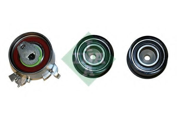 Set role, curea dintata OPEL ASTRA F Hatchback (53, 54, 58, 59) (1991 - 1998) INA 530 0049 09 foto mare
