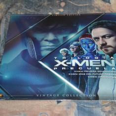 Film X-Men - First Class / Days Of Future Past / Apocalypse [3 Blu-Ray Vinyl], BLU RAY, Romana, FOX