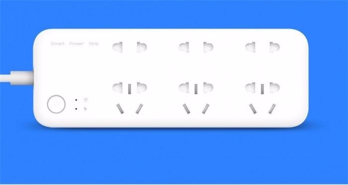 priza xiaomi mi smart home cu 3 socluri wifi wireless ios android app