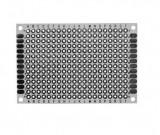 Cablaj de test, sticlotextolit, gauri metalizate, 60x40mm - 130594