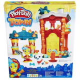 Play-Doh Town, Set Statia pompierilor