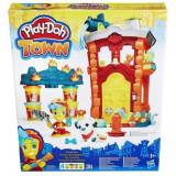 Play-Doh Town, Set Statia pompierilor