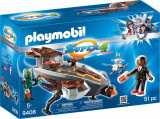 Super 4 - Nava martienilor, Playmobil