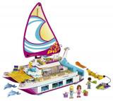 41317 Legoâ® Friends Croaziera Insorita Pe Catamaran