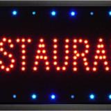 Afisaj cu LED-uri, afisaj Restaurant - 113636