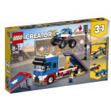 LEGO Creator 3 in 1, Show mobil de cascadorii 31085