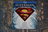 Film - Superman Motion Picture Anthology [5 Filme - 5 Discuri Blu-Ray] Italian, BLU RAY, Romana, warner bros. pictures