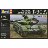 Macheta Revell - Tanc Russian Battle Tank T-90A