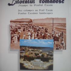 HOPCT ROMANIA ALBUM LITORALUL ROMANESC MIHAIL SERBANESCU 1998 -170 PAGINI COLOR