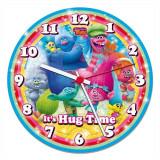 Puzzle Ceas - Trolls, 96 piese, Clementoni