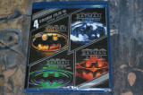 Film - Batman: Motion Picture Anthology [4 Filme - 4 Discuri Blu-Ray] Italian, BLU RAY, Engleza, warner bros. pictures