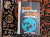 Mica enciclopedie de istorie universala - Horia C. Matei