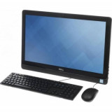 Sistem Desktop Dell Inspiron 22 3264 AIO, Intel HD Graphics 620, RAM 4GB, HDD 1TB, Intel Core i3-7100U, 21.5inch, Linux