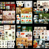 Romania 2012, AN COMPLET!!!, LP 1926-1963, 82 timbre + 16 blocuri, MNH!, Nestampilat