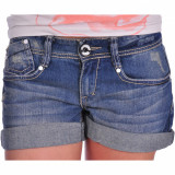 Pantaloni casual scurti femei Ecko Red Heritag BF Short #1000000011463 - Marime: 26, ecko red