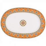 Platou oval Villeroy & Boch Samarkand Mandarin 41cm
