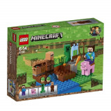 LEGO Minecraft, Ferma de pepeni 21138