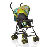 Carucior Copii Sport Moni Billy Green Butterflies