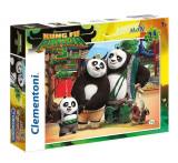 Puzzle maxi Kung Fu Panda 3, 24 piese, Clementoni