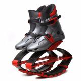 Pantofi Sport Kangaroo Marime XL Flippy Negru/Rosu