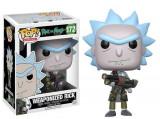 Figurina Funko Pop! Rick si Morty - Weaponized Rick