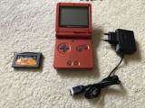 Consola Nintendo GameBoy Advance Sp+joc Tom And Jerry Infernal Escape( GAMEBOY ), Game Boy Advanced
