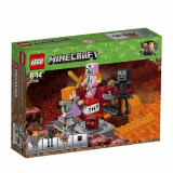 LEGO Minecraft, Lupta Nether 21139