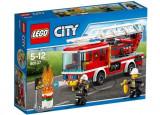 LEGO City, Camion de pompieri cu scara 60107
