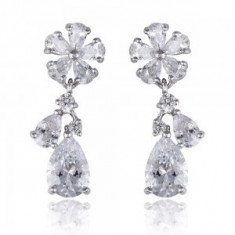 Cercei Borealy Crystal Pansy