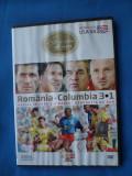 MECIUL ROMANIA COLUMBIA  DIN SUA 1994/DVD, Romana