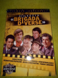 Set 3 DVD Brigada Diverse, Romana, productii romanesti