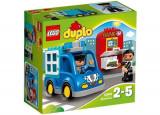 LEGO DUPLO, Patrula de politie 10809