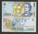 ROMANIA  1000 1.000 LEI  1998  UNC  [00]  Filigran  BNR  MARE